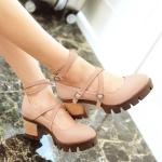 Preorder รองเท้าแฟชั่น สไตล์เกาหลี 34-43 รหัส 55-2333