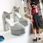 Preorder รองเท้าแฟชั่น สไตล์เกาหลี 34-42 รหัส N5-5132