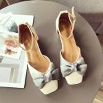 พรีออเดอร์ รองเท้าแฟชั่น 35-41 รหัส GB-1711