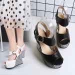 Preorder รองเท้าแฟชั่น สไตล์เกาหลี 32-47 รหัส 9DA-3136