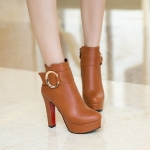Preorder รองเท้าบูท boots 32-43 รหัส 9DA-8189