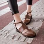 Preorder รองเท้าแฟชั่น สไตล์เกาหลี 34-46 รหัส 9DA-1066