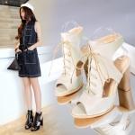Preorder รองเท้าแฟชั่น สไตล์เกาหลี 33-48 รหัส C-0681