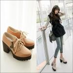 Preorder รองเท้าแฟชั่น สไตล์เกาหลี 34-43 รหัส 9DA-2057