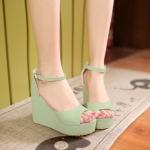 Preorder รองเท้าแฟชั่น สไตล์เกาหลี 31-43 รหัส 9DA-4930