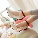 Preorder รองเท้าแฟชั่น สไตล์เกาหลี 34-43 รหัส 9DA-1800