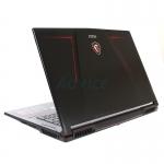Notebook MSI GE73VR 7RE-097TH Raider (Black) ไม่แถมกระเป๋า