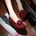 Preorder รองเท้าแฟชั่น สไตล์เกาหลี 34-43 รหัส 9DA-7673