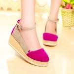 Preorder รองเท้าแฟชั่น สไตล์เกาหลี 32-43 รหัส 9DA-9250