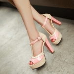 Preorder รองเท้าแฟชั่น สไตล์เกาหลี 34-43 รหัส 9DA-6740