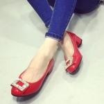 Preorder รองเท้าแฟชั่น สไตล์เกาหลี 35-42 รหัส GB-7006