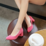 Preorder รองเท้าแฟชั่น สไตล์เกาหลี 32-43 รหัส 9DA-4814