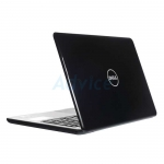 Notebook Dell Inspiron 5567-W56612418PTH (Black)