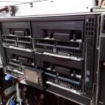 HP Blade System C3000 Enclosure