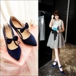 Preorder รองเท้าแฟชั่น สไตล์เกาหลี 30-47 รหัส 9DA-6024