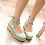 Preorder รองเท้าแฟชั่น สไตล์เกาหลี 34-43 รหัส 9DA-5715