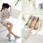 Preorder รองเท้าแฟชั่น สไตล์เกาหลี 33-43 รหัส N5-2223
