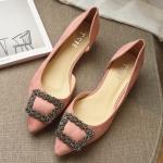 Preorder รองเท้าแฟชั่น สไตล์เกาหลี 35-41 รหัส GB-7865