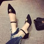 Preorder รองเท้าแฟชั่น สไตล์เกาหลี 35-39 รหัส GB-9574