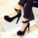 Preorder รองเท้าแฟชั่น สไตล์เกาหลี 34-39 รหัส N5-1452