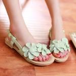 Preorder รองเท้าแฟชั่น สไตล์เกาหลี 34-43 รหัส 9DA-9361