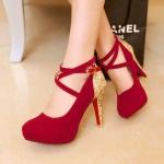 Preorder รองเท้าแฟชั่น สไตล์ เกาหลี 32-43 รหัส 55-0066