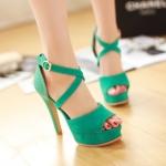 Preorder รองเท้าแฟชั่น สไตล์ เกาหลี 32-42 รหัส 9DA-5759