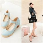 Preorder รองเท้าสไตล์เกาหลี 33-43 รหัส N5-9938