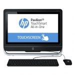 Com HP All-in-One 23-P052D,i3-4150T,4G,1TB,810(2GB),Win8