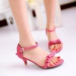 Preorder รองเท้าแฟชั่น สไตล์เกาหลี 31-43 รหัส 9DA-7760
