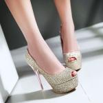 Preorder รองเท้าแฟชั่น สไตล์เกาหลี 34-43 รหัส 9DA-4745