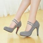 Preorder รองเท้าแฟชั่น สไตล์เกาหลี 31-43 รหัส 9DA-4568