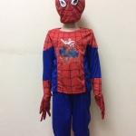 ชุดสไปเดอร์แมน(Spider Man) มีถุงมือ มีไฟกระพริบ