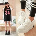 Preorder รองเท้าแฟชั่น สไตล์เกาหลี 33-42 รหัส N5-5126
