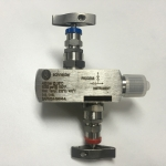 BLOCK&BLEED VALVE, PN420