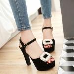 Preorder รองเท้าแฟชั่น สไตล์ เกาหลี 31-47รหัส 9DA-9063