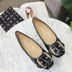 Preorder รองเท้าแฟชั่น สไตล์เกาหลี 35-41 รหัส GB-8309