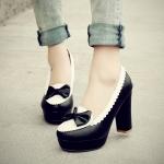 Preorder รองเท้าแฟชั่น สไตล์เกาหลี (34-43) รหัส 9DA-6886
