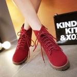 Preorder รองเท้าแฟชั่น สไตล์เกาหลี 33-42 รหัส 9DA-2053