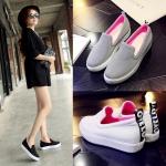 Preorder รองเท้าแฟชั่น สไตล์เกาหลี 30-44 รหัส 9DA-3418