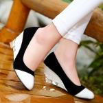 Preorder รองเท้าแฟชั่น สไตล์เกาหลี 32-43 รหัส HZ-9608