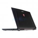 Notebook MSI GP72M 7REX-1219XTH Leopard Pro (Black) ไม่แถมกระเป๋า