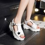 Preorder รองเท้าแฟชั่น สไตล์เกาหลี 34-39 รหัส 9DA-8028