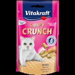 Vitakraft Crispy Crunch มอลต์แถมมอลต์ หกคู่ 530รวมส่ง