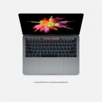 Notebook APPLE MacBook Pro 13.3'' (MPXW2TH/A) Silver