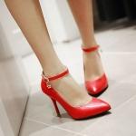 Preorder รองเท้าแฟชั่น สไตล์เกาหลี 34-43 รหัส 9DA-4402