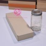 H-01-005 : กล่องลูกฟูกลอนเล็ก ขนาด 12.5 x 38.0 x 5.0 ซม.