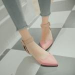 Preorder รองเท้าแฟชั่น สไตล์ เกาหลี 34-39 รหัส 9DA-7452