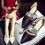 Preorder รองเท้าแฟชั่น สไตล์ เกาหลี 32-43 รหัส 9DA-93358