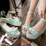 Preorder รองเท้าแฟชั่น สไตล์เกาหลี 34-43 รหัส 9DA-9901